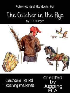 Thesis and Essay: The catcher in the rye essay prompts